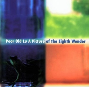 Mom, the eighth wonder looks awful blurry and like the cover of a grunge album....